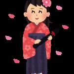 卒業式に着る袴の柄に悩むあなたへ!矢絣や紋を着てもいいのか?