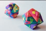 七夕の折り紙飾り!くす玉のわかりやすく簡単な折り方はコチラ!