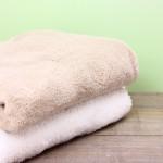 タオルの臭い原因や対策方は?嫌な臭いの取り方は?