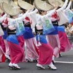 高円寺阿波踊り2017の日程は?人気のオススメ屋台はどれ?