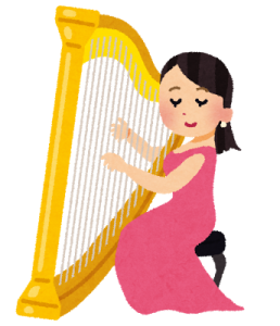 musician_harp