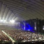 東京ドーム・座席表からステージの見え方を写真付きご紹介します♪